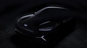 Kia odhalí koncept elektrického modelu Niro