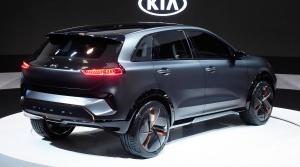 Kia ukázala koncept elektromobilu Niro EV s dojazdom 338 km