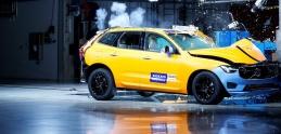 Spoznali sme najbezpečnejšie autá roka 2017 podľa Euro NCAP