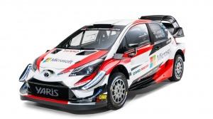 Toyota odhalila svoju zbraň pre novú sezónu WRC