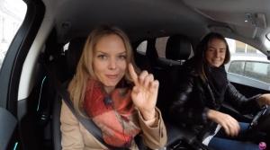 FunFÁRO s Didianou: Daniela Hantuchová robila autoškolu trikrát