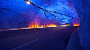 Najfascinujúcejšie cesty sveta 9: Tunel Laerdal