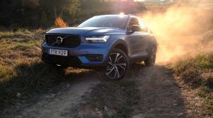 Prvá jazda: Vyskúšali sme najmenšie SUV značky Volvo, model XC40
