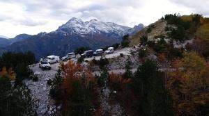 Na Mitsubishi L200 sme zdolávali Albánske hory (Výzva Didiany z Fun rádia)