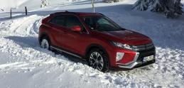 Prvý dotyk: Mitsubishi uviedlo na slovenský trh crossover Eclipse Cross