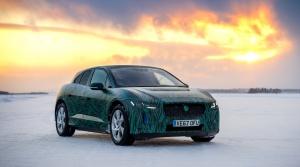Elektrický Jaguar I-Pace podstúpil testy za polárnym kruhom