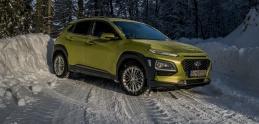 Test: Hyundai Kona 1,6 T-GDi 4x4 je dynamický crossover