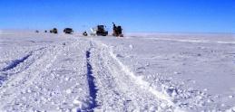 Najfascinujúcejšie cesty sveta 11: South Pole Traverse (vyberáme z archívu)