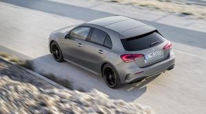 Nový Mercedes triedy A si požičal luxusnú výbavu z triedy S