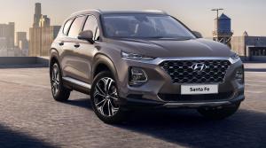 Hyundai ukázal SUV Santa Fe na nových fotkách