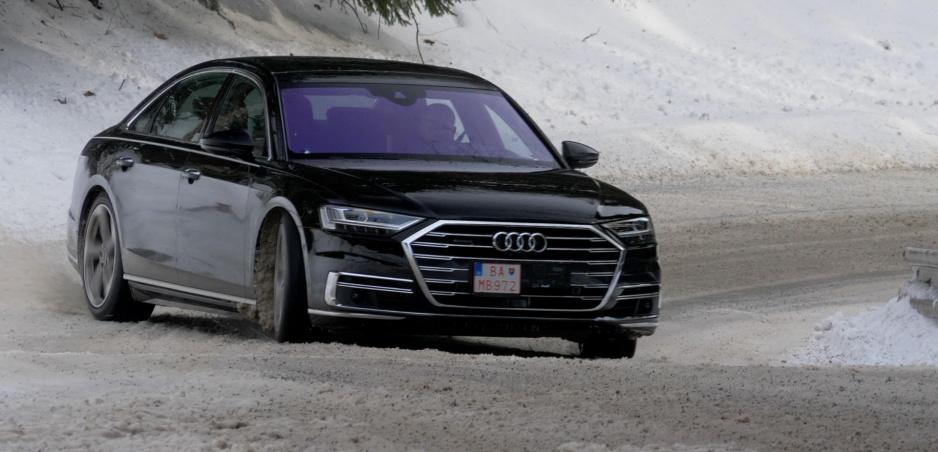 Test: Audi A8 ostáva autom, našťastie