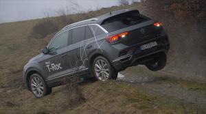 Test: Volkswagen T-Roc nie je len o peknej tváričke