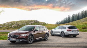 Opel uviedol terénnu verziu Insignie. Tu sú ceny