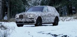 Rolls Royce prezradil meno svojho SUV
