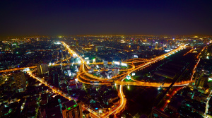 Najfascinujúcejšie cesty sveta 13: Bang Na Expressway