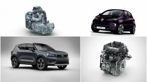 Volvo XC40 dostane nový trojvalec a Renault Zoe výkonnejší elektromotor