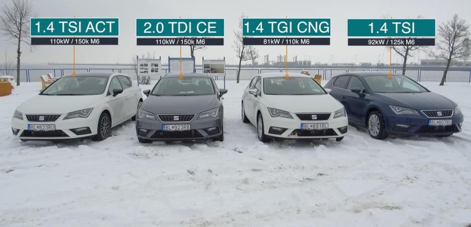 Test Seat Leon: Oplatí sa benzín, plyn, alebo nafta? Naša voľba je jasná
