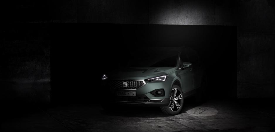 Seat Tarraco: Unikli fotky nového veľkého SUV, konkurenta pre Kodiaq