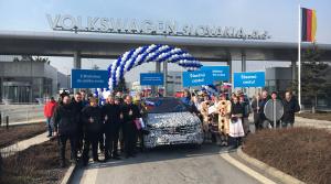Galéria: Nový Volkswagen Touareg mieri do Pekingu