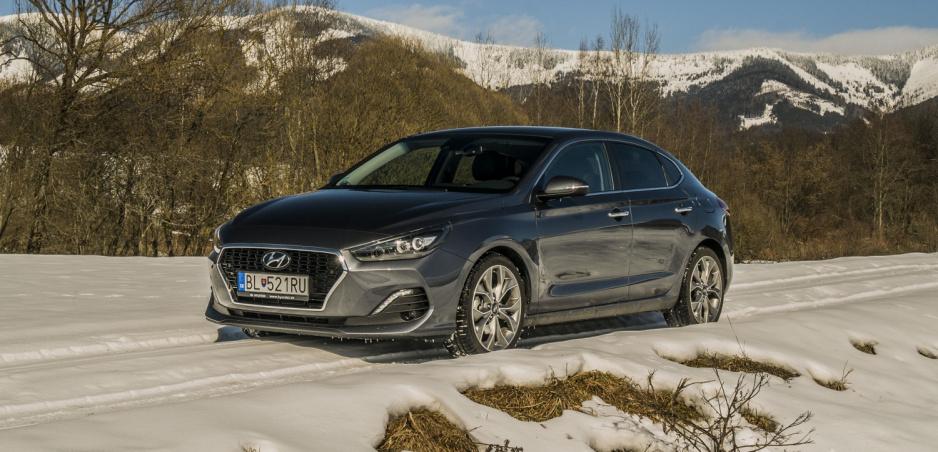 Test: Hyundai i30 Fastback láka na krajšie tvary
