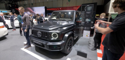 Autosalón Ženeva: Mercedes ukázal záplavu modelov, novú triedu A, AMG G63 a AMG GT 63S Coupe