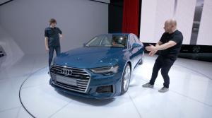 Autosalón Ženeva: Audi ukázalo novú A6, ale našli sme aj vystavený skvost z Košíc