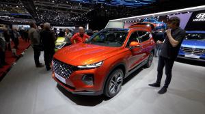 Autosalón Ženeva: Hyundai Santa Fe je priestrannejší, navyše dostal nové motory a prevodovku