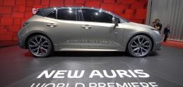 Autosalón Ženeva: Toyota ukázala nový Auris a Aygo, hlavnou hviezdou je Supra