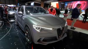Autosalón Ženeva: Alfa Romeo priviezlo špeciálnu N-RING verziu Stelvia