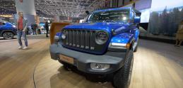 Autosalón Ženeva: Jeep Wrangler sa drží tradície, moderné prvky však nevynecháva
