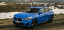 Test: BMW X2 25d xDrive ponúka úžasný pomer výkonu a spotreby