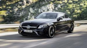Mercedes  ukázal modernizovnú triedu C Coupé a kabriolet
