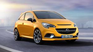 Opel odhalil športovo ladenú Corsu GSi