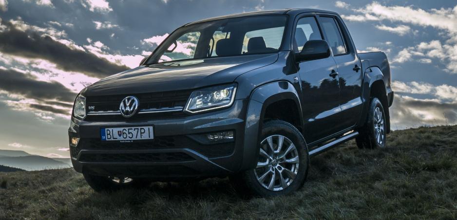 Test Volkswagen Amarok: Pickup na voľný čas aj do práce