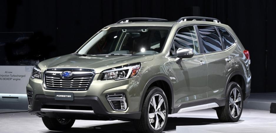Subaru Forester piatej generácie ponúka väčší vnútorný priestor