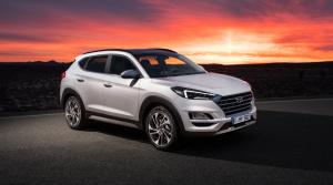 Modernizovaný Hyundai Tucson dostane inovované motory