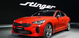 Kia príde s novými verziami modelu Stinger