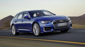 Audi A6 Avant: Nové kombi má štýlový zadok, ale nestratilo na objeme kufra