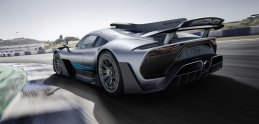 Mercedes donesie na bratislavský autosalón poriadnu bombu - AMG Project ONE