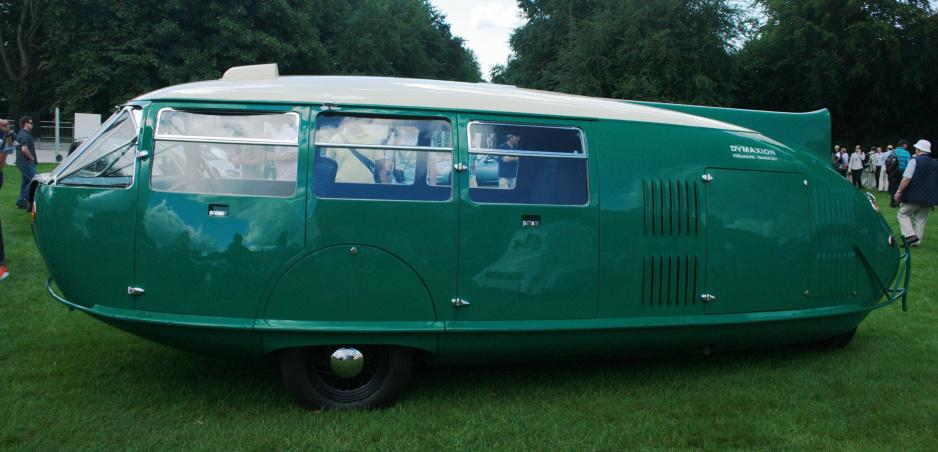 Najúžasnejšie koncepty 1: Dymaxion mal zmeniť svet