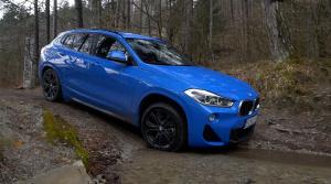Test: BMW X2 dáva prednosť štýlu pred zábavou