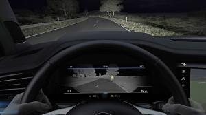Volkswagen prezradil detaily o nočnom videní Touaregu