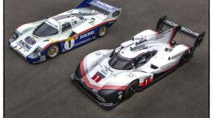 Porsche privezie na  Nürburgring skvosty svojej pretekárskej histórie