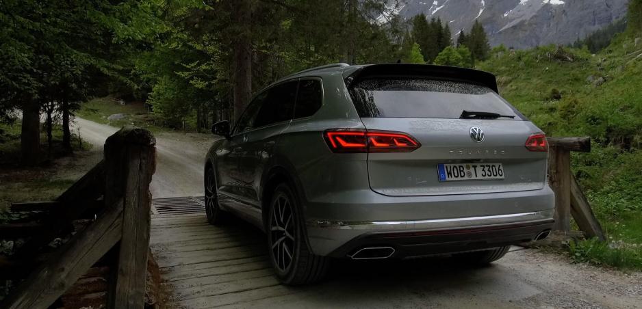 Prvá jazda: Volkswagen Touareg je luxusná limuzína v tele SUV