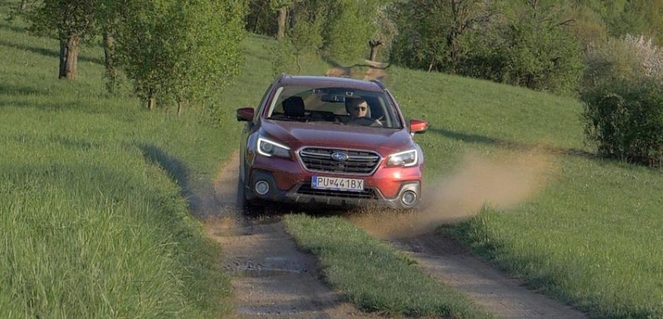 Test: Na Subaru Outback sme sa teraz pozreli z praktickej stránky
