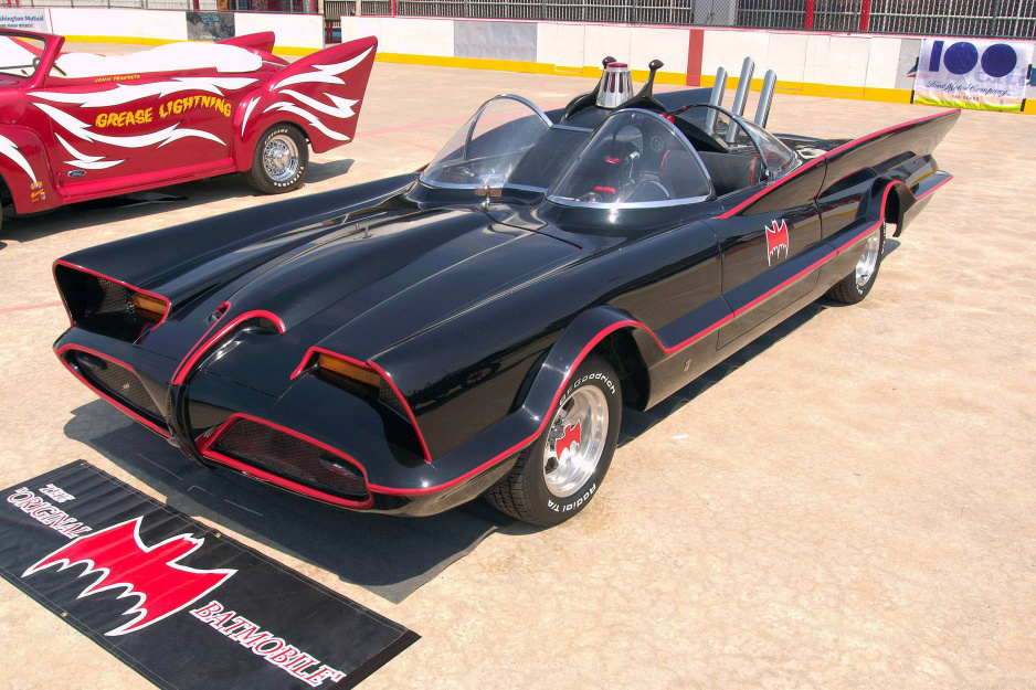 Lincoln Futura Batmobil