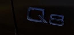 Nové Audi Q8 sa odhaľuje v ďalšej epizóde Unleash the brave
