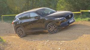 Test: Mazda CX-5 s naftovým motorom nás najviac upútala na okreskách