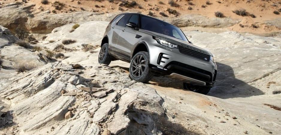 Jaguar Land Rover vyvíja autonómny systém pre off-road