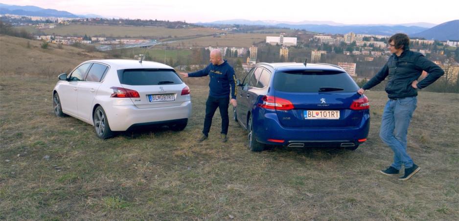 Test Peugeot 308: Nový diesel nepatrí do šrotu, vyskúšali sme aj nový automat